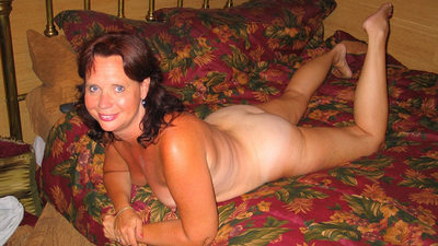 Mature wife fucking on all four
