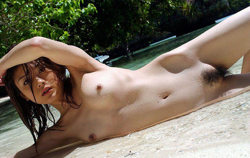 Japan nude model beach