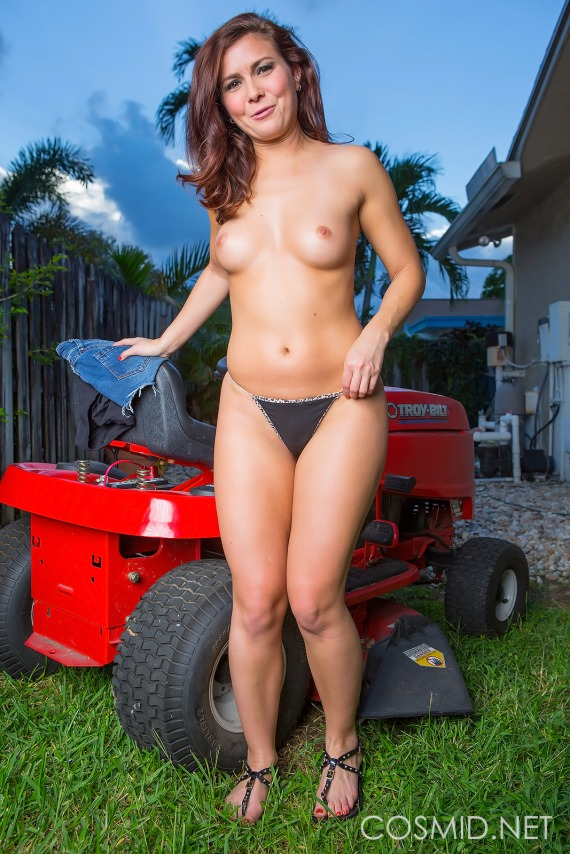 Cosmid stephy parker nude