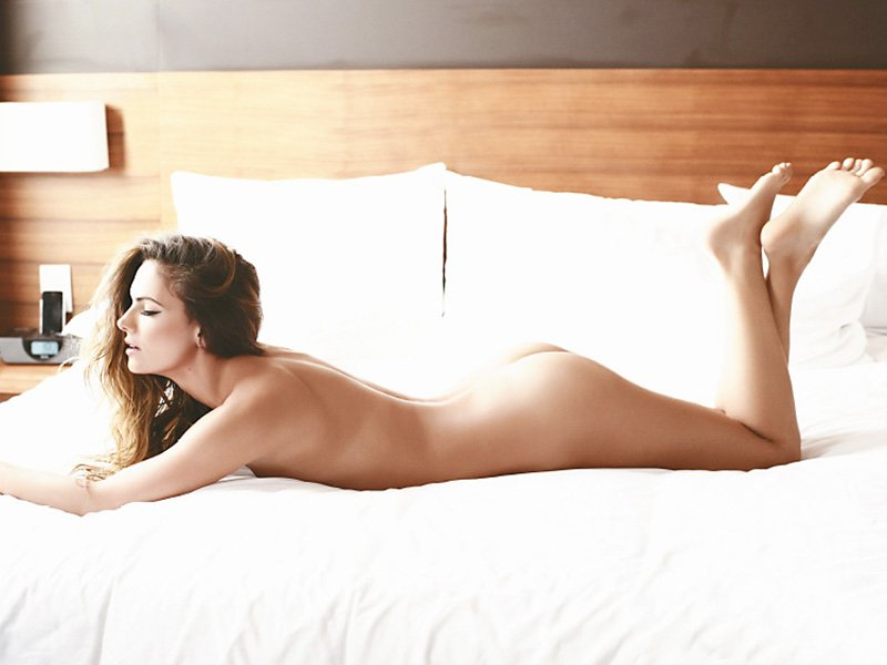 Naked maria malo fuzz