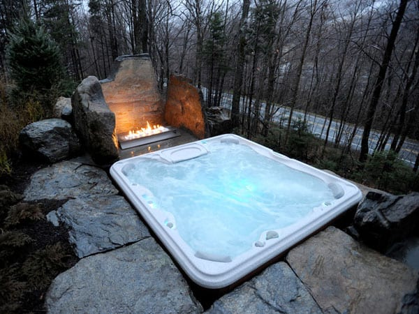 Spa swim hot pools tub