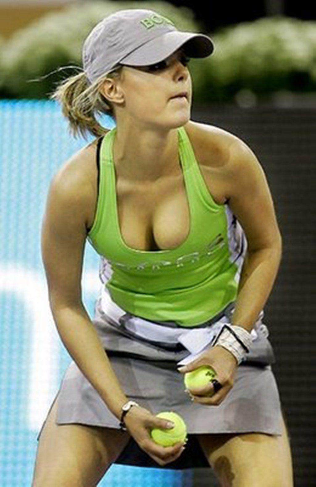 Tennis sex sexy girl
