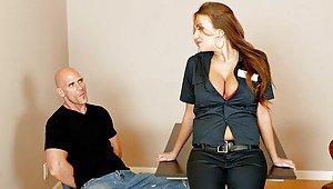 Rebecca romijn nude fakes
