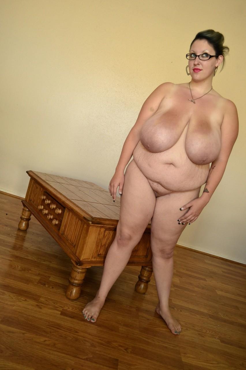 Big tits bbw saggy