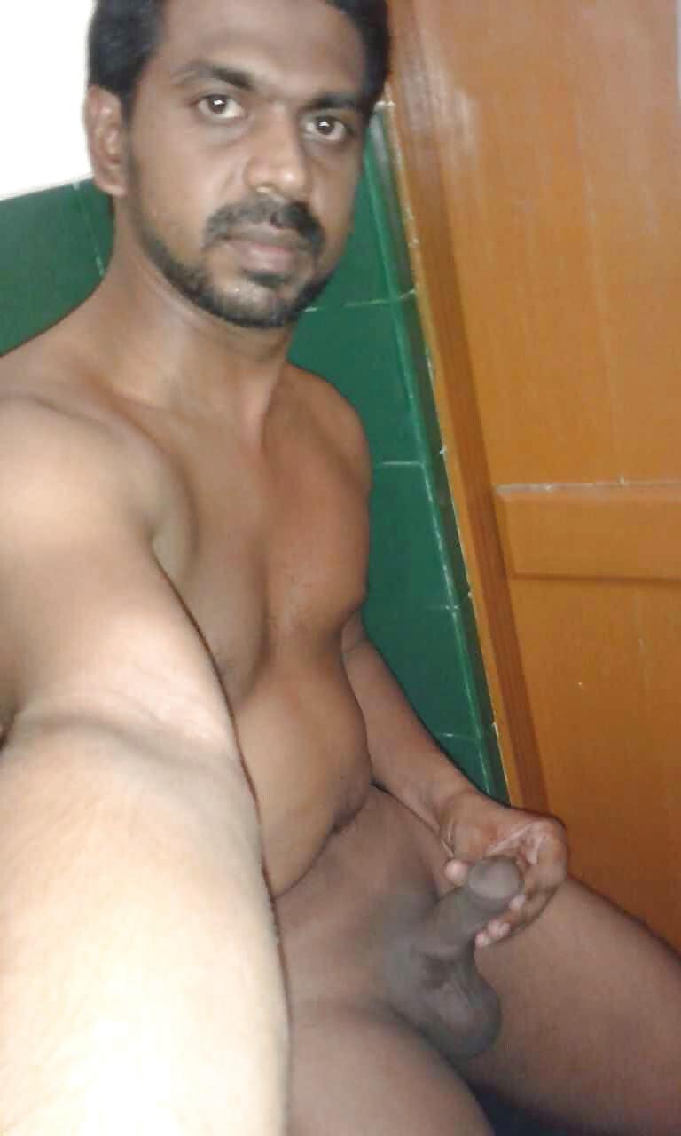 Muscle cock. lankan sri men