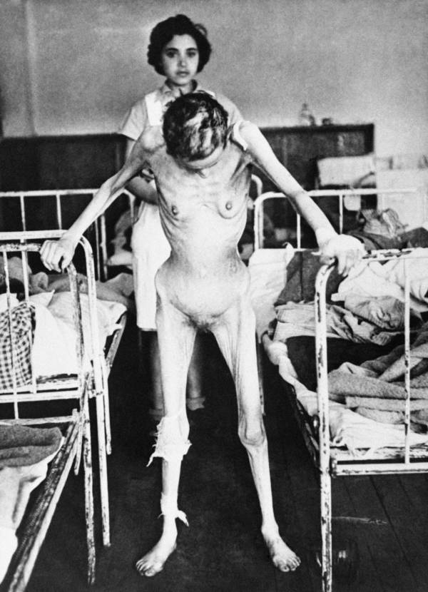 Camp concentration from jewish naked picture woman