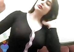 Sexy super arab hot boob pic
