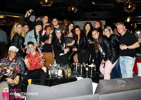 Women in bisexual las vegas parties