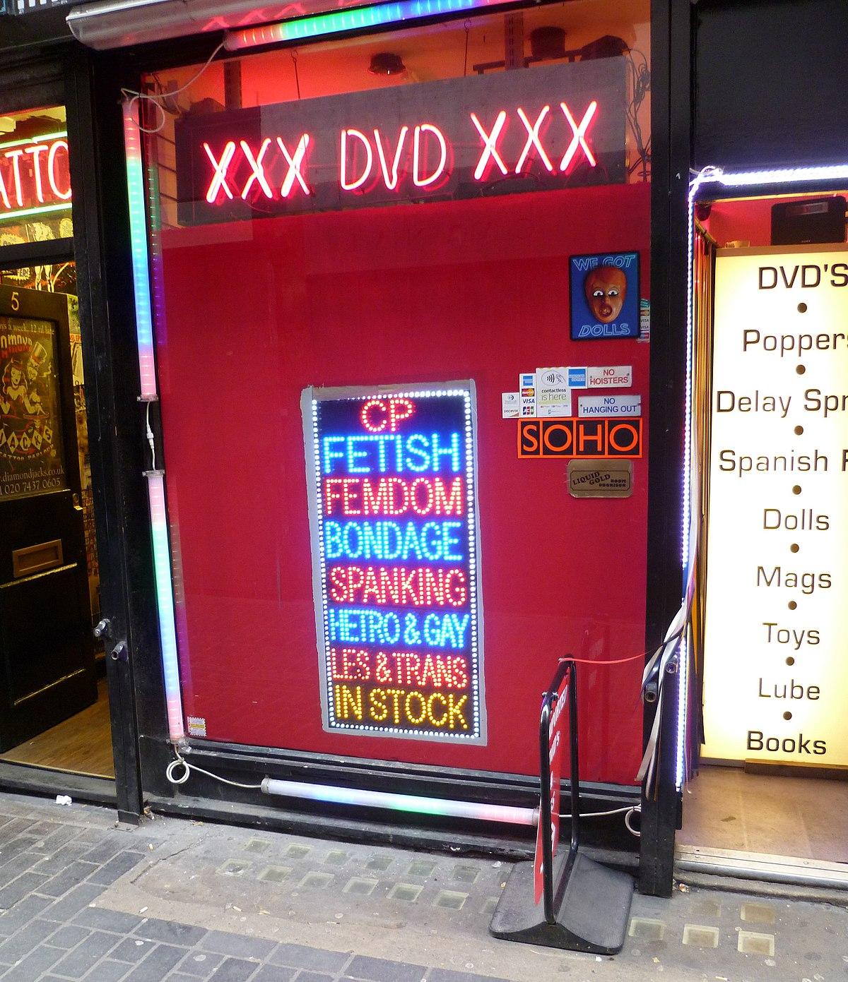 Sex shops in belfast