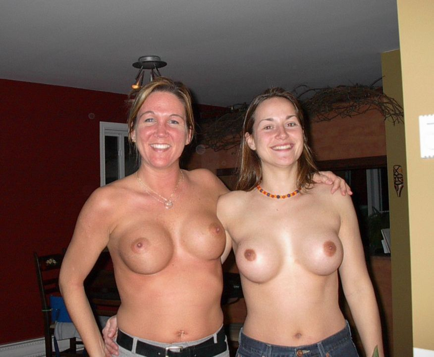 My nudes found moms