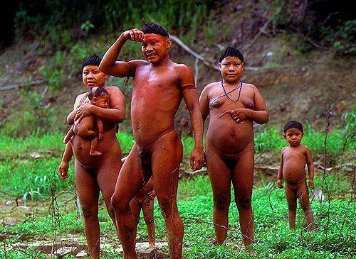 Korubo tribe naked women pics