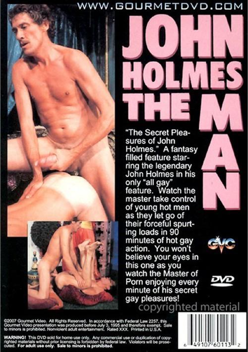 John holmes porn actor