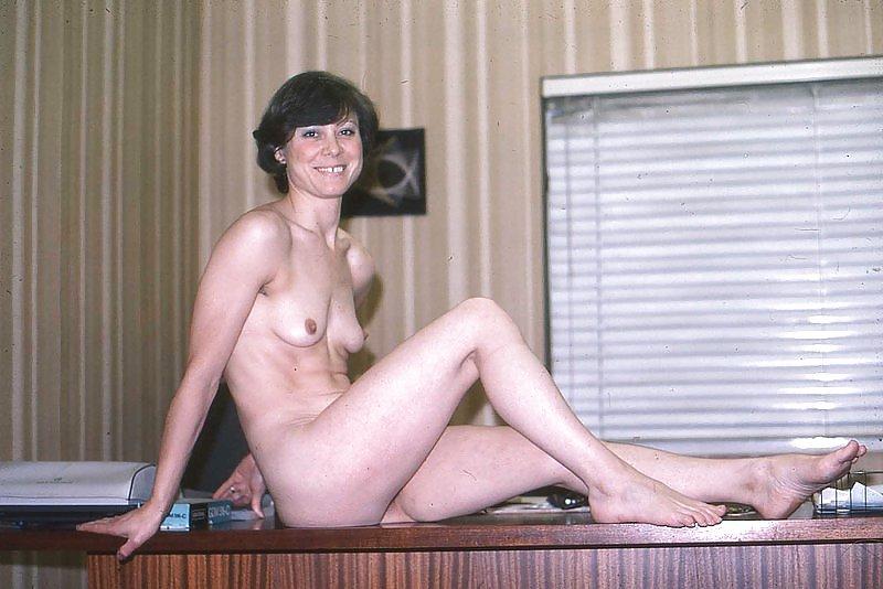 Vintage Amateur Polaroid Porn