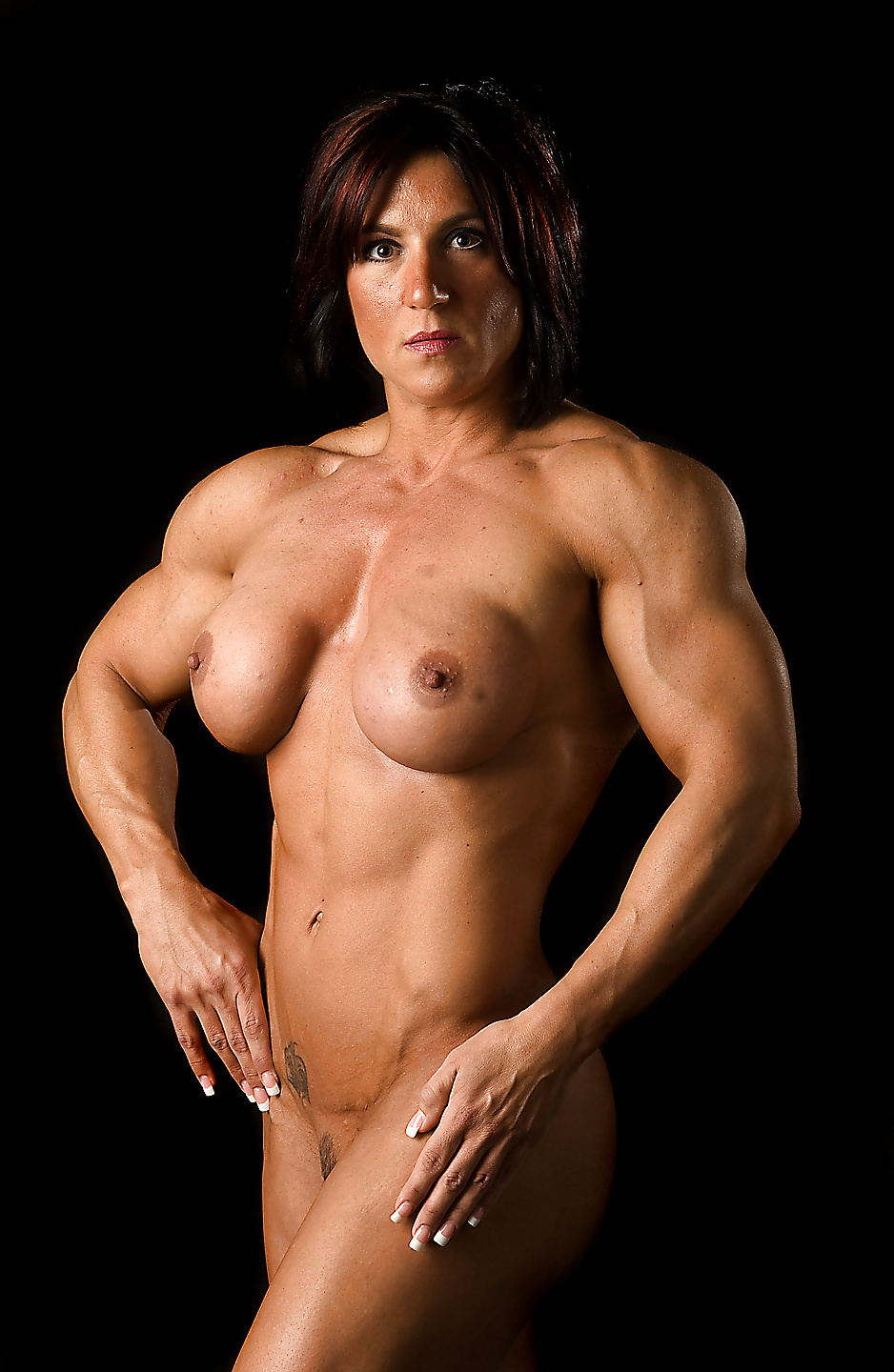 Tracey toth muscle milf