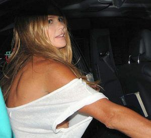 Hot nude fake boobs