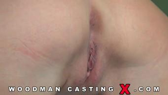 Woodman casting anal virgin