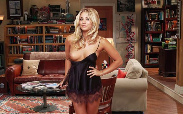 The big bang theory naked fakes
