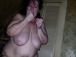 Real amateur slut wife cum