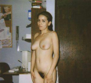 Shy asian milf nude