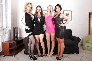 Talia shepard hot girls short tight dresses