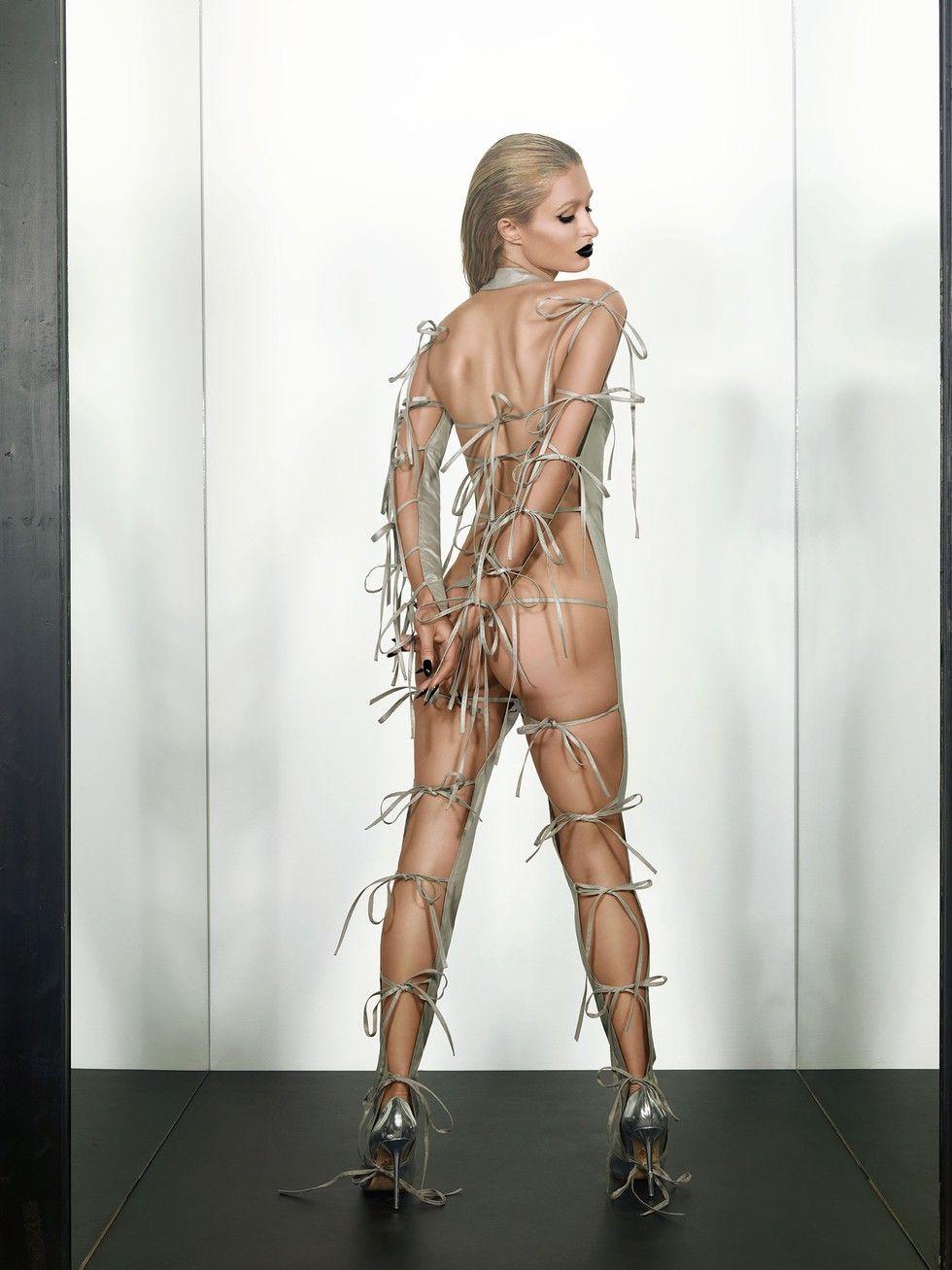 Celebrity nude paris leaked hilton
