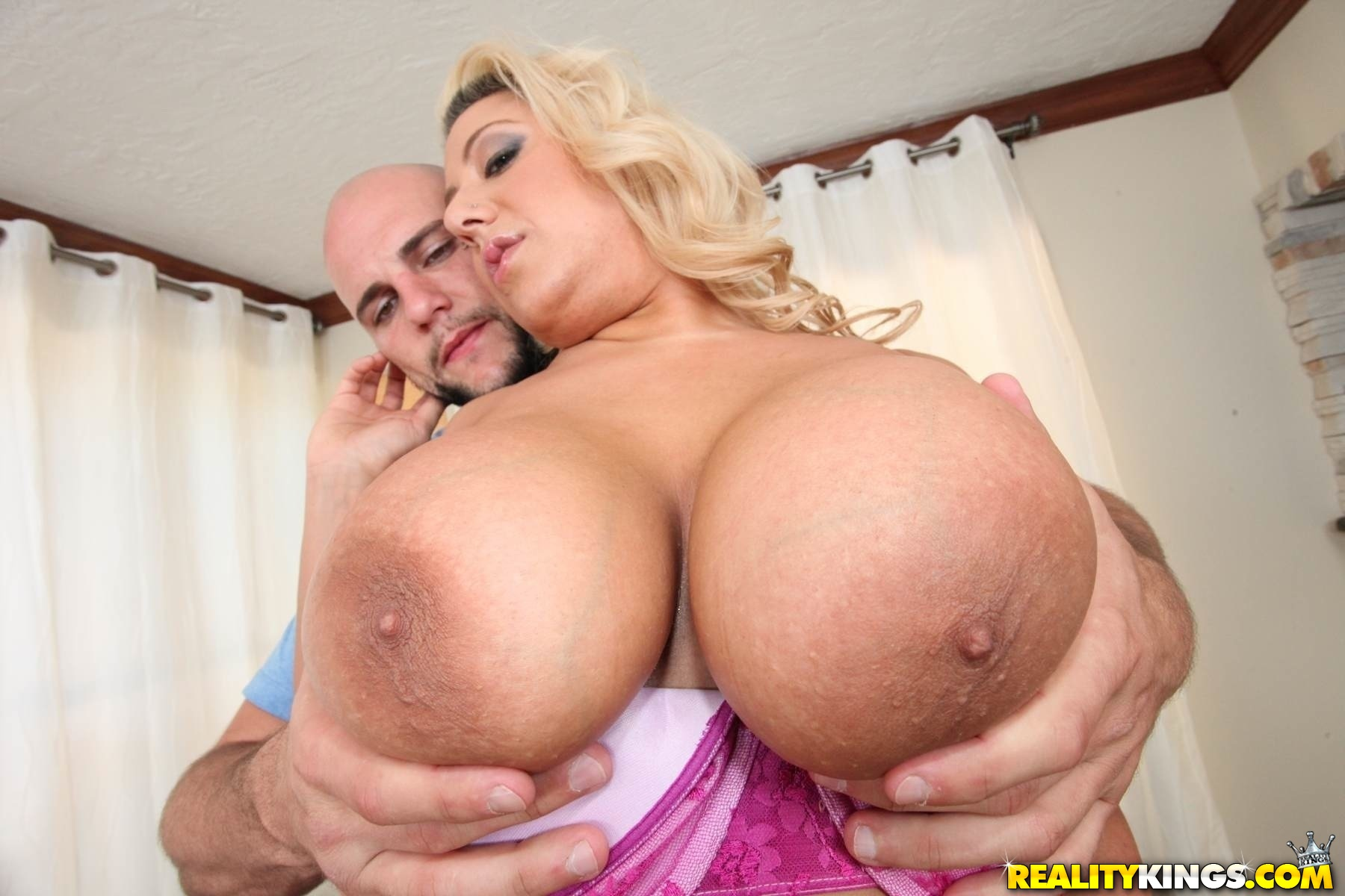 Breast and porn ass big