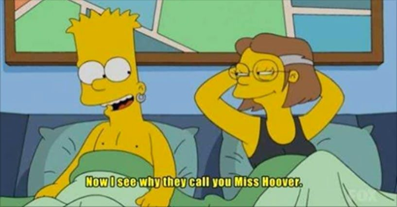Sexy simpsons cartoon network characters
