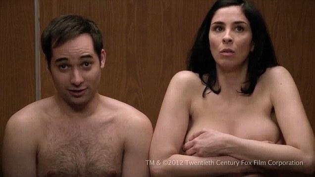 Sarah silverman nude sex